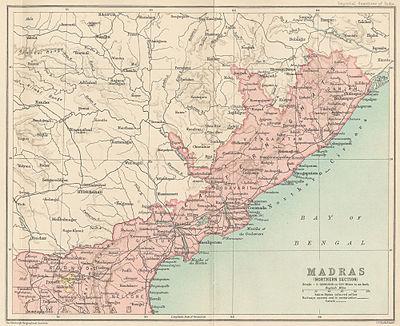 Colonial Chennai